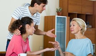 Mieszkanie z teściową nie dla każdego jest przyjemne