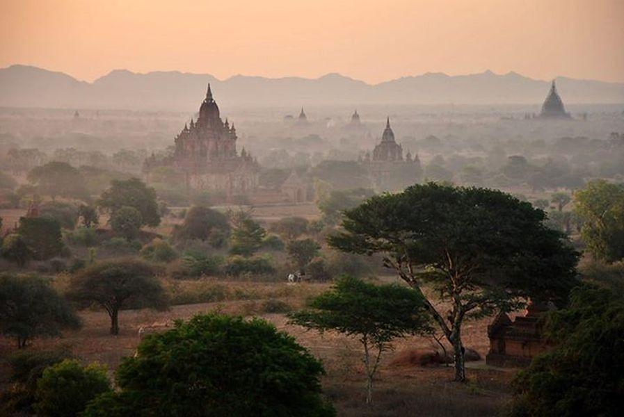 Buddyzm w Azji czyli Birma i Tajlandia