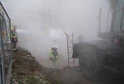 Warszawa. Utrudnienia w kursowaniu autobusów z powodu awarii wodociągu na Ursusie