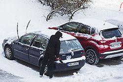 Jak w siarczyste mrozy zadbać o auto?