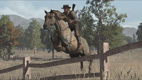 Końska galeria z Red Dead Redemption