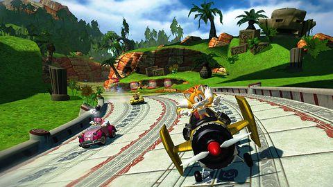 Sonic & Sega All-Stars Racing czyli Mario Kart w wydaniu Segi