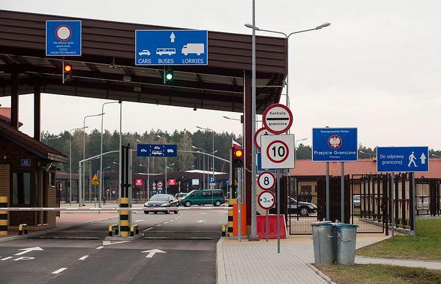 Utrudnienia na przejściach granicznych z Ukrainą