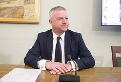 Paweł Graś zeznaje przed komisją ds. wyłudzeń VAT