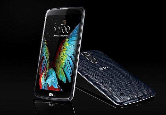 CES 2016: LG zapowiada smartfony dla każdego i na każdą kieszeń: K10 i K7