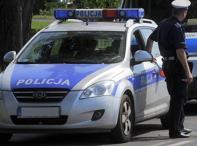Policja zatrzymała w związku ze sprawą dwóch mężczyzn