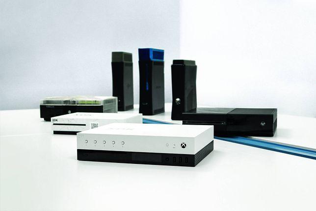 Xbox Project Scorpio - tak wygląda nowa konsola w wersji dla twórców gier