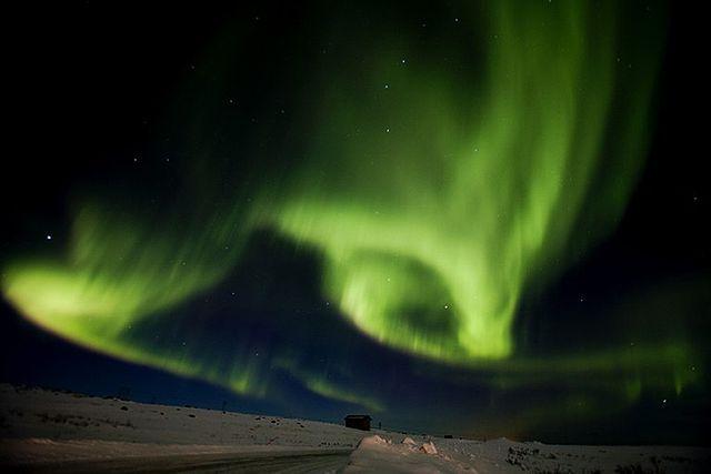 Obłęd! Nieziemskie zjawisko na niebie - zobacz zdjęcia
