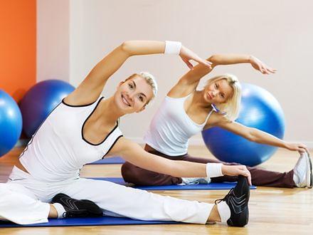 Ćwiczenia pomagają się wyspać