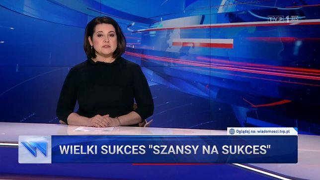 """""""Wiadomości"""" stanęły w obronie """"Szansy na sukces"""". TVP ma za sobą wyniki oglądalności i gust widzów"""