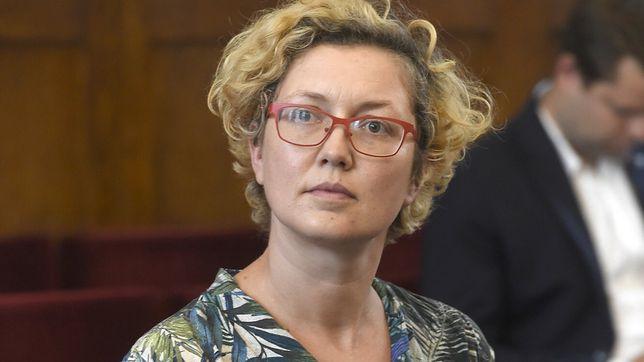 Anna Strzałkowska ponownie napisała o materiale TVP