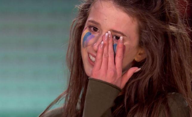Roksana Węgiel popłakała się na scenie
