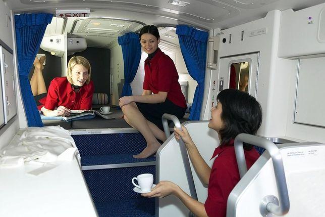 Tajemne pomieszczenia w samolotach