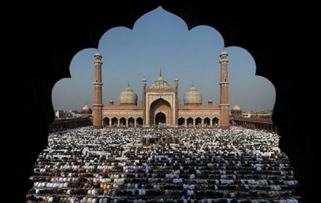 Muzułmańskie wakacje, czyli koniec ramadanu