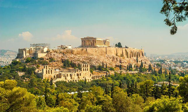Wakacje w Grecji - Ateny