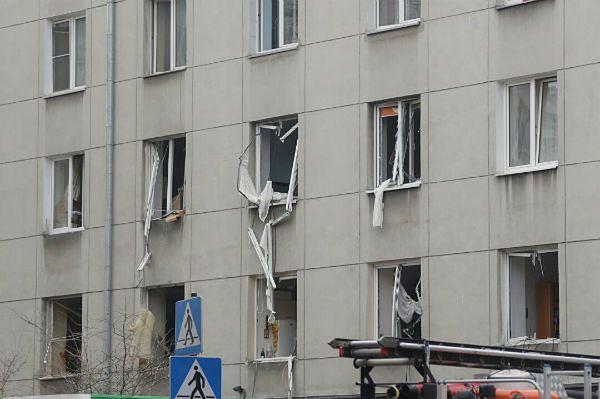 Wybuch w centrum Warszawy. 5 osób rannych