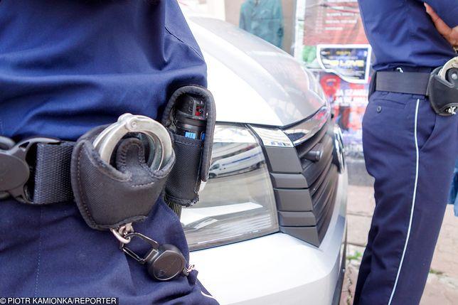 Olsztyńscy policjanci zatrzymali mieszkańca Ełku.