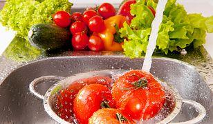 Jak myć warzywa?