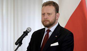 Łukasz Szumowski złożył we wtorek rezygnację z funkcji ministra zdrowia