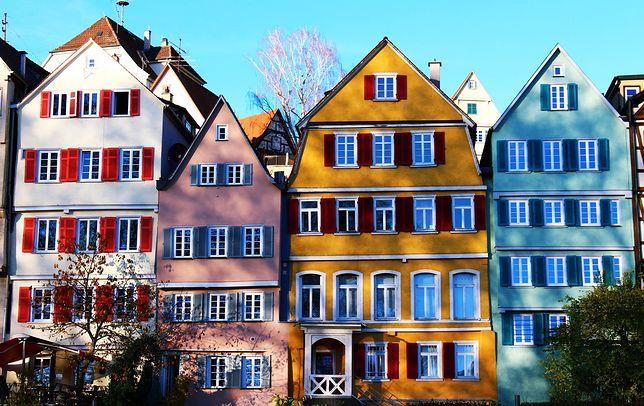 Rostock – niemieckie, malownicze miasteczko portowe.