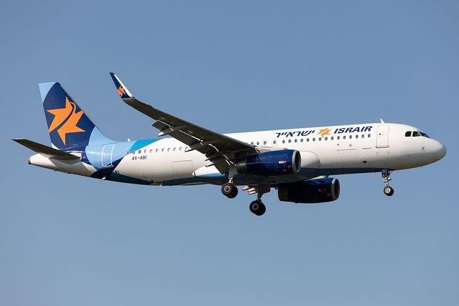Linie lotnicze Israir