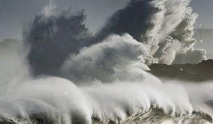 Hiszpania - zniszczone północne wybrzeże