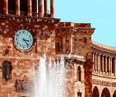 Erywań - miasto z przeszłości