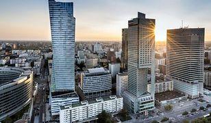 Biura w stolicy. Warszawa dołącza do europejskiej pierwszej ligi