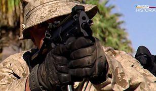 Pod względem skuteczności ten niewielki pistolet dorównuje karabinowi szturmowemu