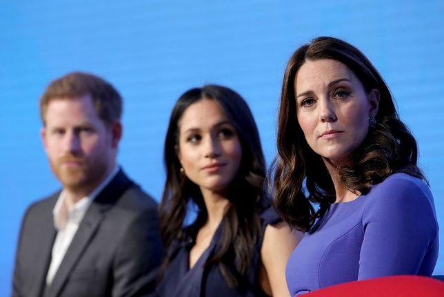 William nie chce, by Kate cierpiała przez aferę z Susseksami