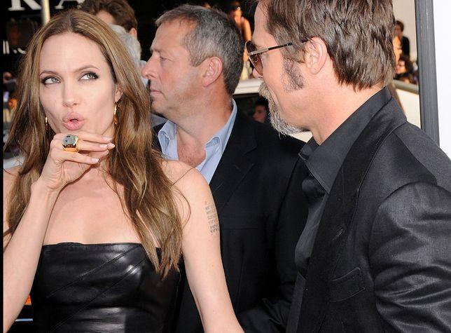 Angelina Jolie i Brad Pitt rozstali się w 2016 roku