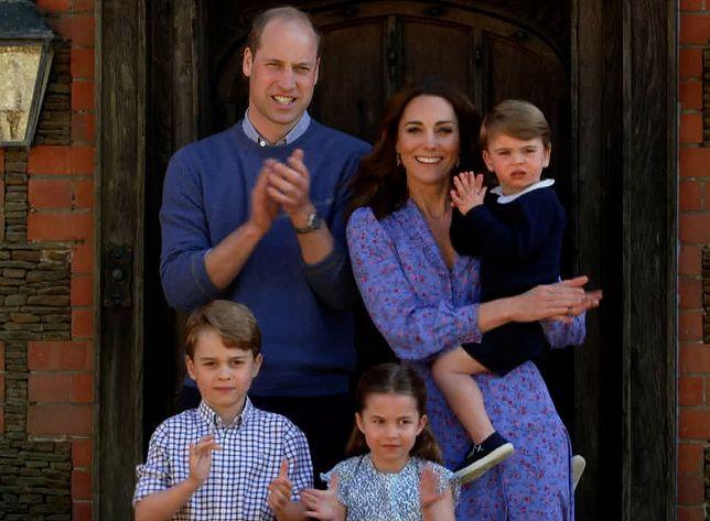 William i Kate mają troje dzieci
