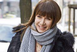Grażyna Wolszczak pozuje uśmiechnięta i narzeka na los artystów. Jej koleżance nie będzie miło