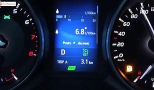 Toyota Avensis 2.0 Valvematic 152 KM (AT) - pomiar spalania