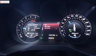 Ford S-Max 2.0 TDCi 180 KM (AT) - pomiar spalania