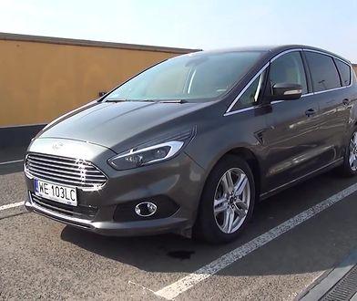 Ford S-Max 2.0 TDCi 180 KM, 2016 - test AutoCentrum.pl #261