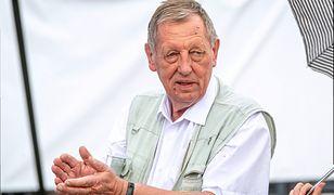 """Jan Szyszko przypomniał, że """"bez dwutlenku węgla nie ma życia na świecie"""""""