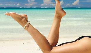 Ćwiczenia na smukłe nogi