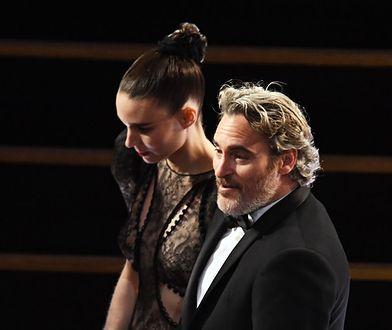 Joaquin Phoenix i Rooney Mara na Oscarach