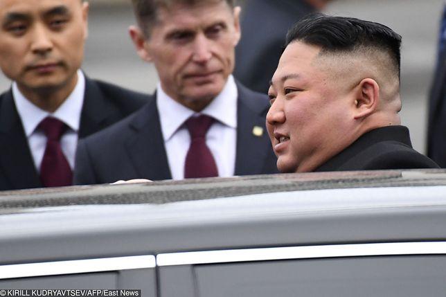 Kim Dzong Un korzysta z limuzyn niemieckiego koncernu