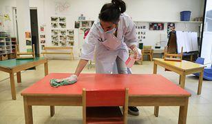 Koronawirus w Polsce. Najmłodsze dzieci wróciły do przedszkoli i żłobków