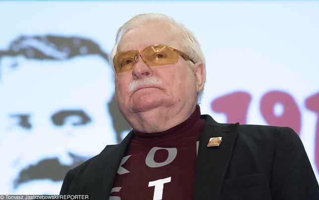 Lech Wałęsa zaczął publikować nagrania na Facebooku