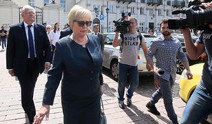 Małgorzata Gersdorf jest pierwszym prezesem Sądu Najwyższego od 2014 r.