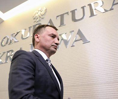 Zbigniew Ziobro w listopadzie zeszłego roku wymienił prezesów 11 sądów na Śląsku