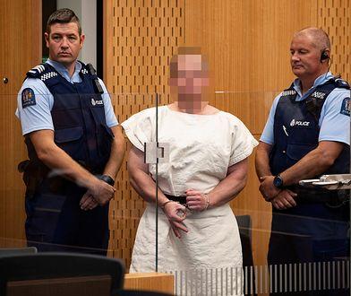 Brenton Tarrant, zamachowiec z Nowej Zelandii