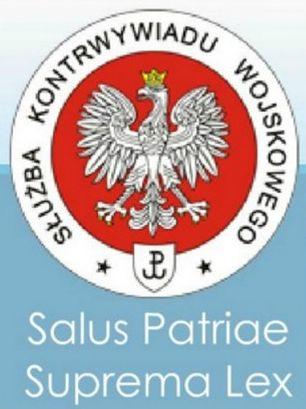 Od 2016 roku funkcjonuje nowe logo Służb Kontrwywiadu Wojskowego