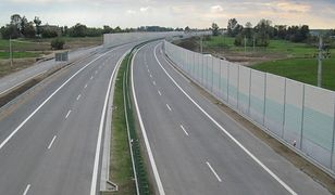 Zakaz wyprzedzania dla ciężarówek na autostradzie A2