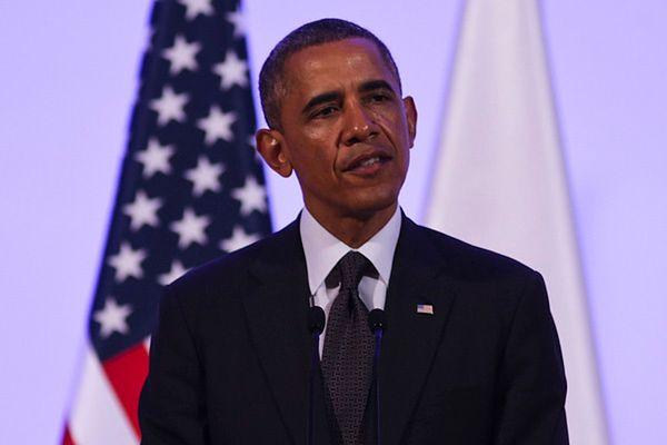 Rosyjska praca: Barack Obama w Polsce w roli psychoterapeuty z walerianą