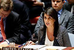 """USA mogą znowu zaatakować Syrię. """"Jeśli reżim użyje trującego gazu"""""""