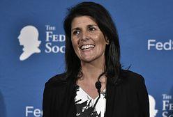 Nikki Haley - nowa ambasador USA w ONZ, która nie ma żadnego doświadczenia w dyplomacji